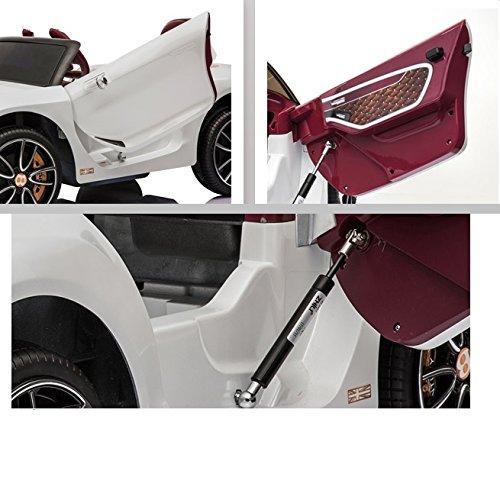 RC Auto kaufen Kinderauto Bild 6: Bentley Elektro Kinderauto/Ledersitz / 2 x 390 Motor / 2 x 6V4AH Batterie/Hartgummi Reifen/USB / SD / MP3 / Modell 2018*