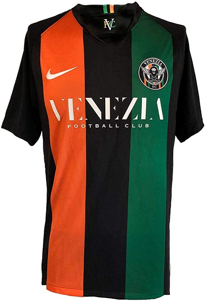 VENEZIA FC M Nk Dry Venezia SS JSY Hm Camiseta Hombre