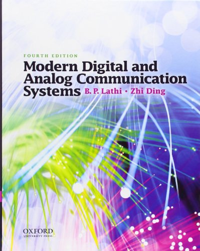 Modern Digital and Analog Communication Systems (The...