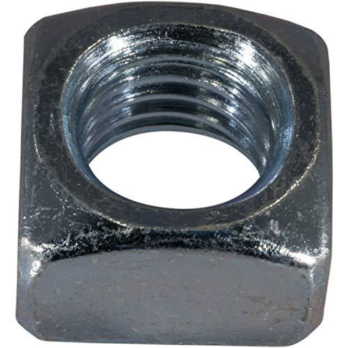 Hard-to-Find Fastener 014973401313 Coarse Square Nuts, 3/4-10-Inch, 10-Piece