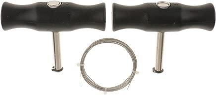 Car Windshield Removal Tools Windscreen Window Cutting Wire Handles Kit