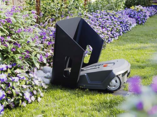 MOWHOUSE Rasenroboter Mähroboter Garage - 3