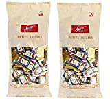 Swiss Delice Extra Creamy Milk Chocolate - 1.5kg/3.3 lbs., (2pk){Imported from Canada}