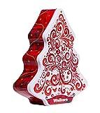 Walkers Sapin de Noël Rouge et blanc 225 g