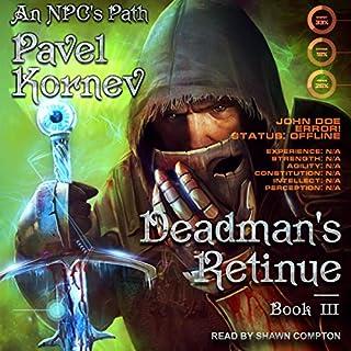 Deadman's Retinue cover art