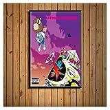 Musikalbum Cover Kanye Wests Leben Wohnkultur Zimmer