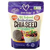 ラヴィンボディLovin' Body ブラックチアシード 1kg オーストラリアブランド Australian Black Chia Seed