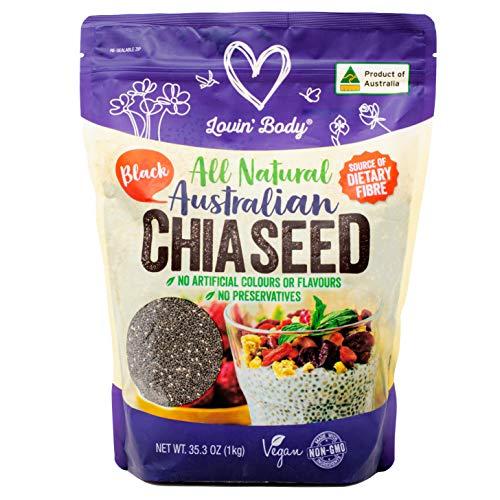 ラヴィンボディLovin' Body チアシード 500g オーストラリアブランド Australian Chia Seed