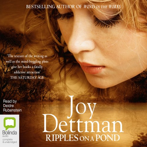 Ripples on a Pond audiobook cover art