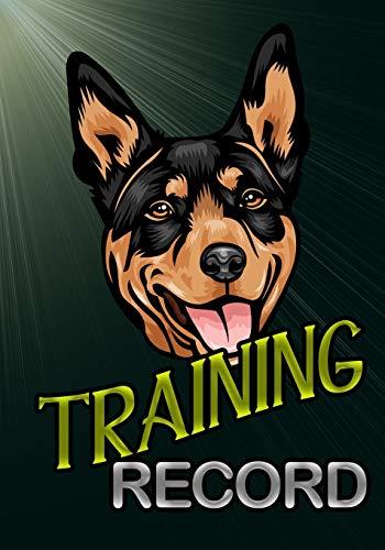 Training Record: Australian Kelpie Dog