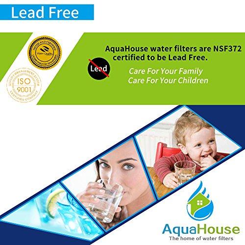 Whirlpool Kühlschrank Wasserfilter Kompatibel Mit SBS002, S20BRS, 4396508, 481281729632 - 7