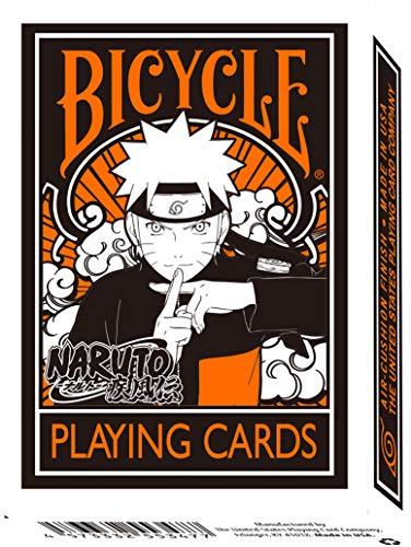 Naruto Shippuden Spielkarten Fahrrad [Japan Import]