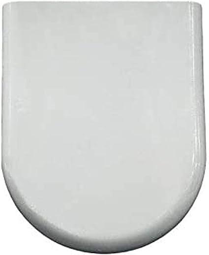 Acb Colbam Copriwater In Legno Rivestito Di Poliestere Per Modello Esedra Ideal Standard Bianco I S Amazon It Casa E Cucina