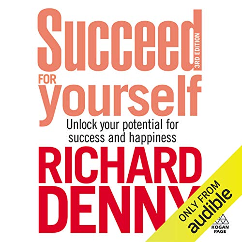 Succeed for Yourself cover art