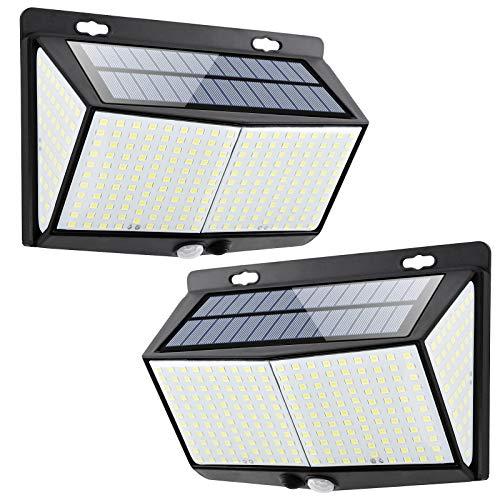 foco solar exterior fabricante YOMYM