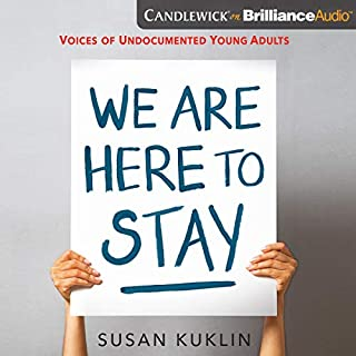 We Are Here to Stay audiobook cover art