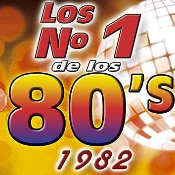 Los Numero 1 De Los 80's - 1982
