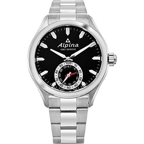 Alpina Quarzuhr Man Horological Smartwatch 44 mm
