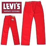 (リーバイス) LEVI'S ヴィンテージクロージング 1960s 519 ベッドフォード パンツ メンズ 34 flame scariet/0015