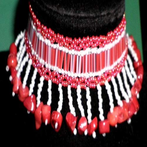 Beaded Red Max 66% OFF security Coral Bracelet