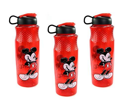 Zak Designs [3-Pack Disney Mickey Mouse 90th Anniversary 30oz Sullivan...