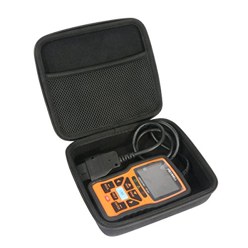 Khanka Hard Travel Case Replacement for FOXWELL Nt301 NT510 Obd2 Code Scanner Universal Car Engine Diagnostic Tool Automotive Fault Code Reader CAN Obd II Eobd Scan Tool