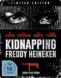Kidnapping Freddy Heineken - Steelbook/Limited Edition [Francia] [Blu-ray]