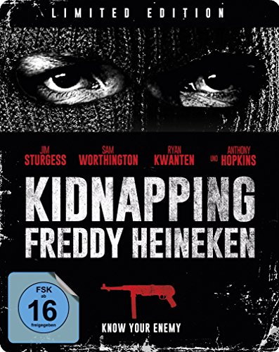 Kidnapping Freddy Heineken - Steelbook / Limited Edition [France] [Blu-ray]