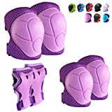 Knee Pads for Kids Kneepads and Elbow Pads Toddler Protective...