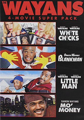 Blankman / Little Man / Mo' Money / White Chicks