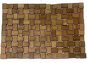 Wooden heat coaster