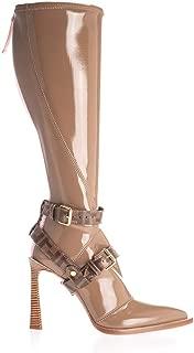 FENDI Luxury Fashion Womens 8W6996A8TWF188F Beige Boots | Fall Winter 19