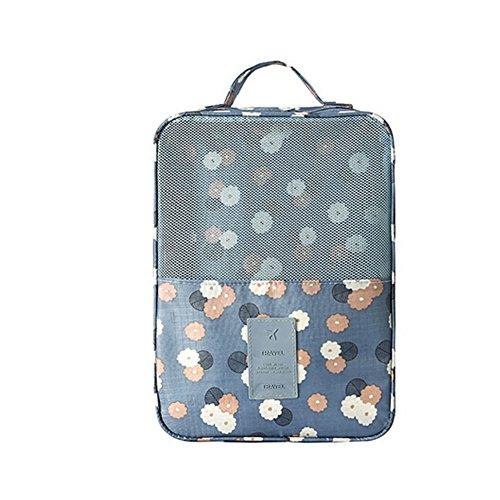 Phoenix Wonder Reisen Tragbare Verpackung Cube Organizer-Schuh-Beutel-Beutel,M
