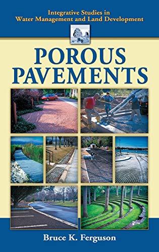 Porous Pavements (Integrative Studies in Water Management & Land Development)