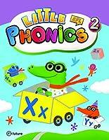 e-future Little Phonics レベル2 スチューデントブック CD付 英語教材