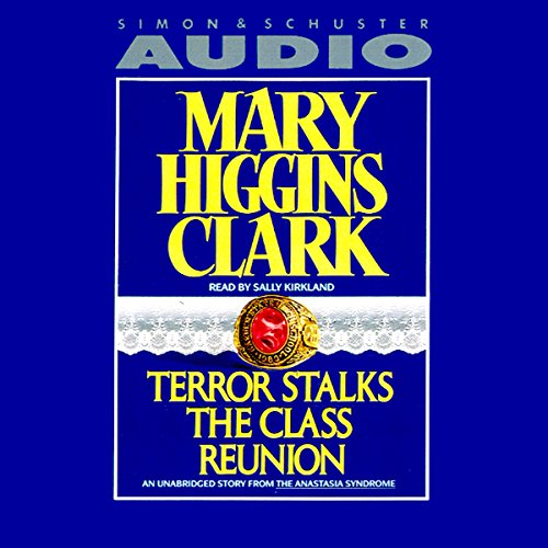 Terror Stalks the Class Reunion  By  cover art