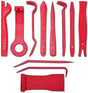 Wakauto Kit de ferramentas para remoção de aparar, 11 peças, painel de porta premium para acabamento de carro, kit de ferr...
