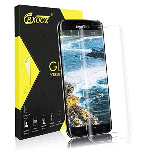 Protector de Pantalla para Samsung Galaxy S7 Edge, [3D Borde Redondo] Cristal...