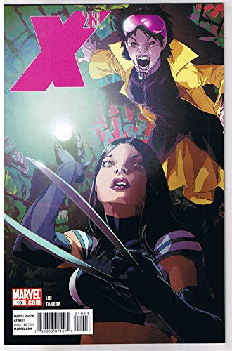 X-23#10, NM, Claws,2010, Gambit, Jubilee Vampire, more in our store