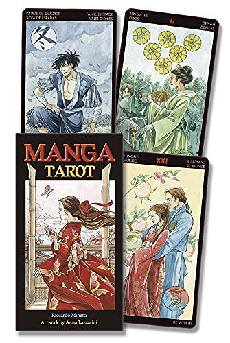 Manga Tarot (English and Spanish Edition) by Lo Scarabeo (2006-10-08)