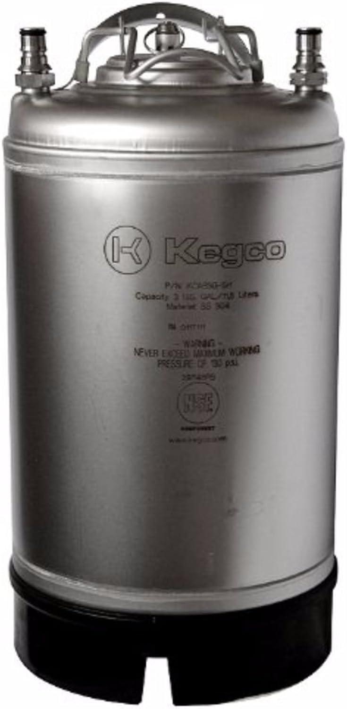 3 Gallon New Cornelius Keg