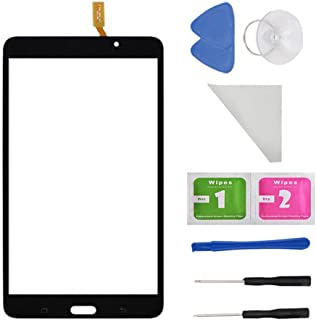 Black Touch Screen Panel Digitizer Glass For Samsung Galaxy Tab 4 SM-T230 T230NU 7