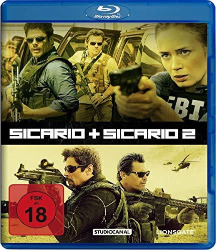 Sicario 1 & 2 [Blu-ray]