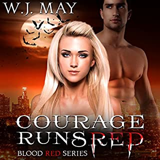 Courage Runs Red cover art