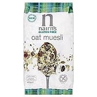 Nairns Gluten Free Oat Muesli 450g (Pack of 6) - Nairnsグルテンフリーのオート麦ミューズリーの450グラム (x6) [並行輸入品]