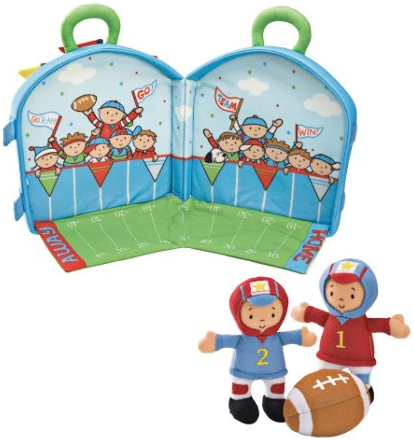 Little All Star Fuball Stadium Spielzeug-Set 8Inch