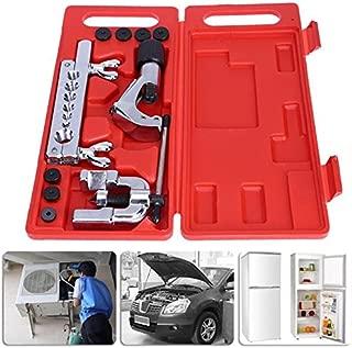 10pcs/set Air Conditioning Refrigerator Refrigeration Repair Tools Expander Tube Reamer Flaring Set Household Car Repair Tool