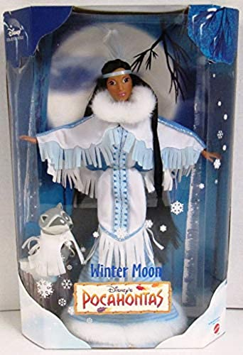 Disneys Pocahontas Winter Moon