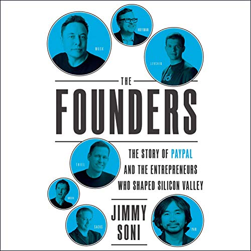 The Founders  By  cover art