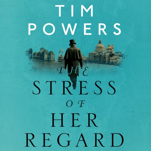 The Stress of Her Regard audiobook cover art